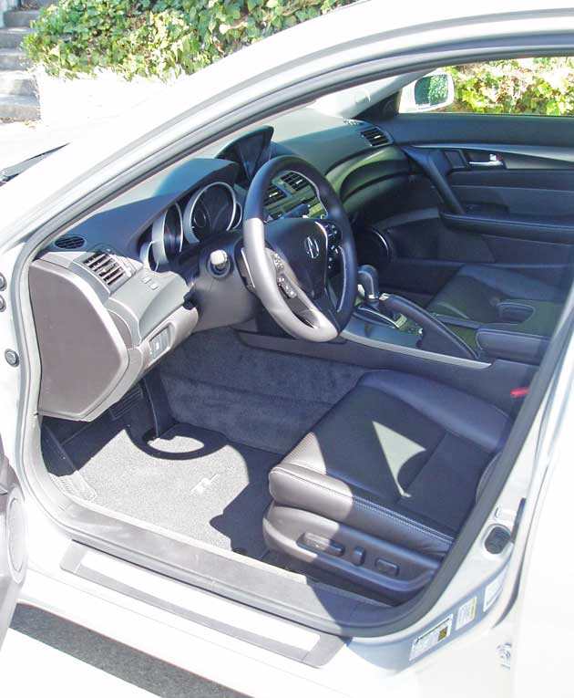 2013 Acura TL SH-AWD Advance Test Drive
