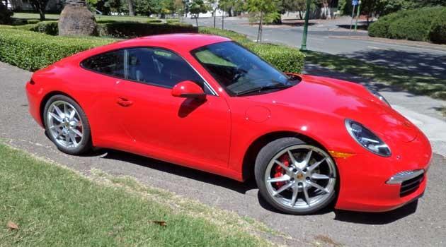 2013 Porsche 911 Carrera S Test Drive