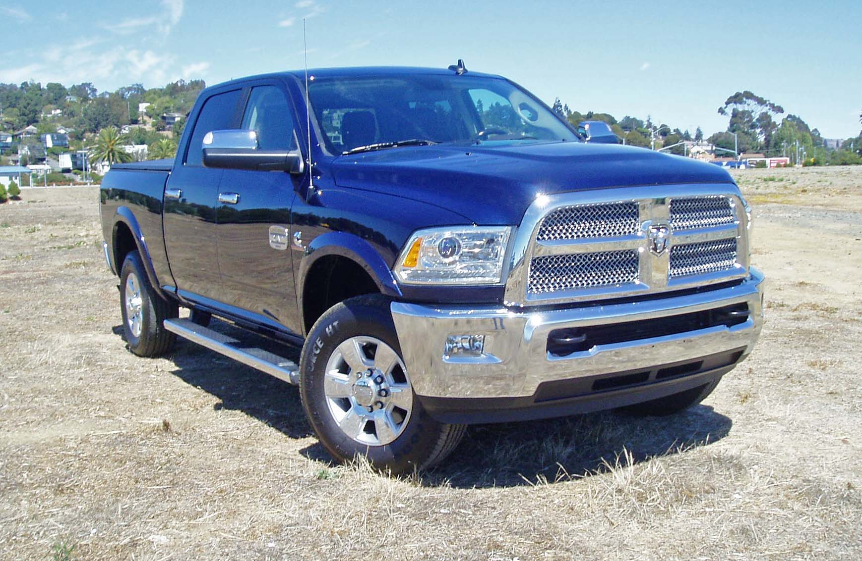 2013 Ram 3500 Laramie Longhorn Crew Cab 4 215 4 Test Drive
