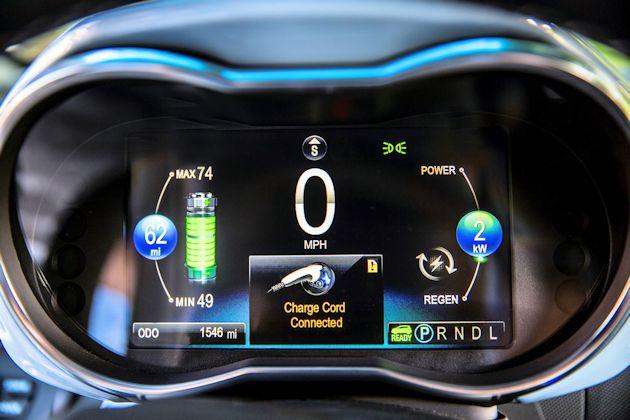 2014 Chevrolet Spark EV IP