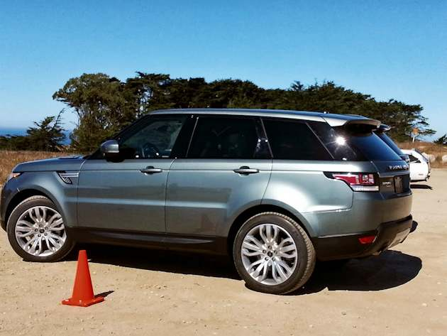 2014 Range Rover Sport RQuart
