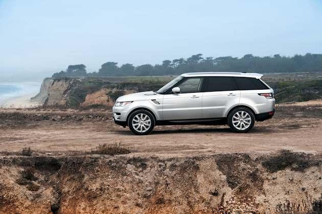 2014 Range Rover Sport Sside