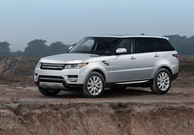 2014 Range Rover Sport frontQ