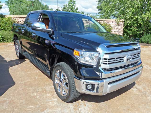 2014 Toyota Tundra 1794 Edition Test Drive