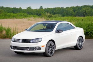 2014 VW Eos top up