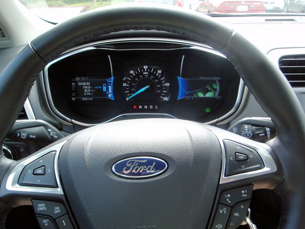 2013 Ford Fusion Hybrid IP