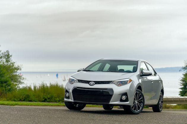 2014 Toyota Corolla frontQ