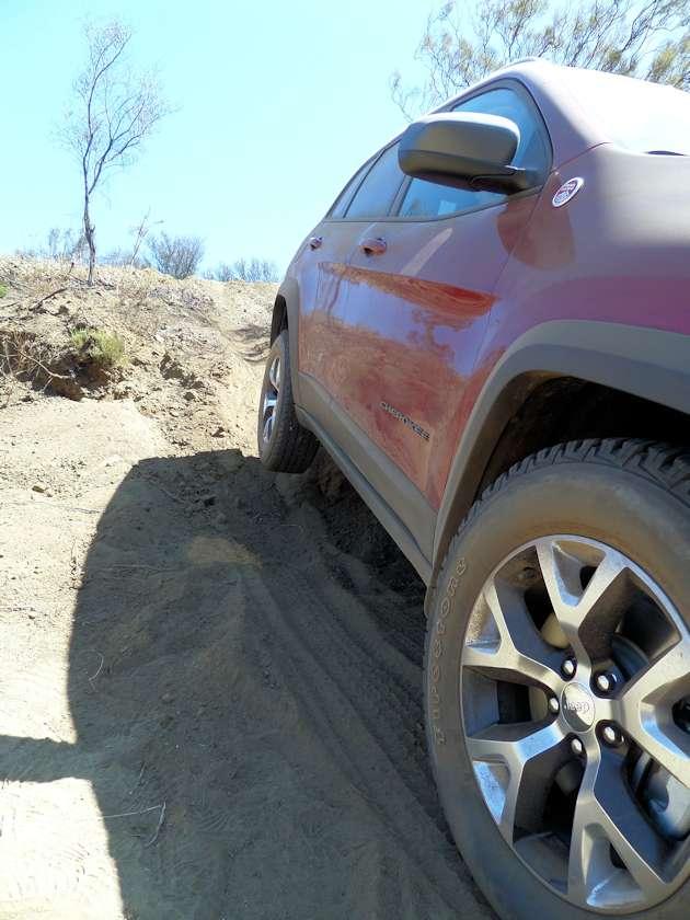 2014 Jeep Cherokee Test Drive