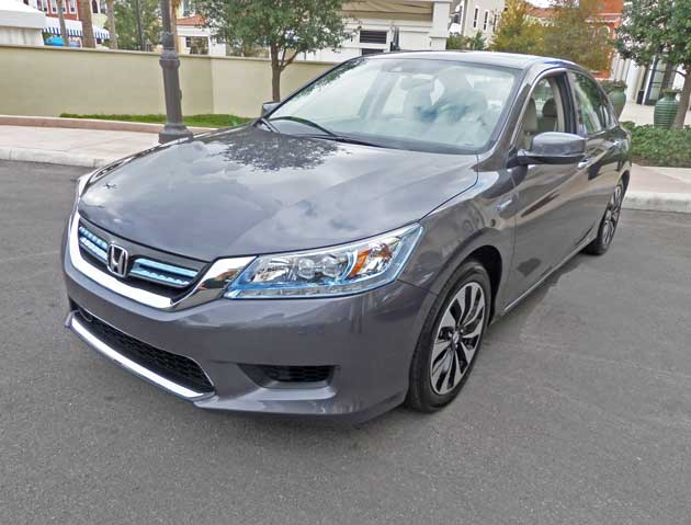 Honda Accord Hybrid FF