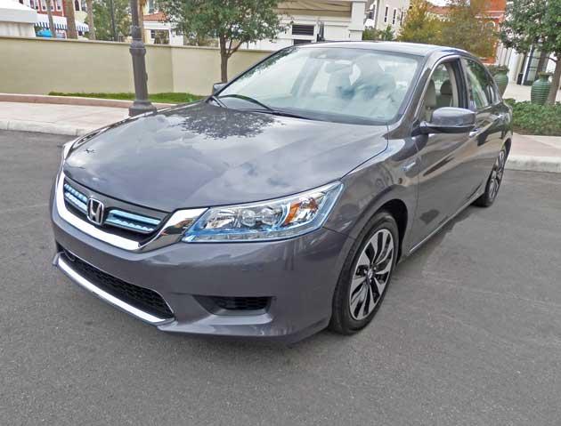 Honda Accord Hybrid FF