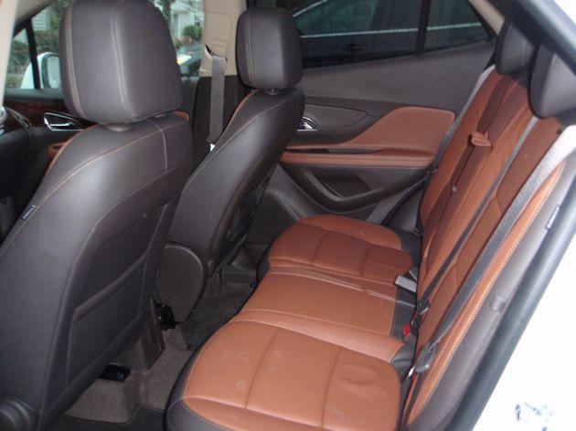 2013 Buick Encore rearS