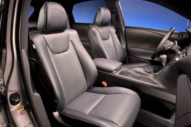 2013 Lexus RX frontSeat