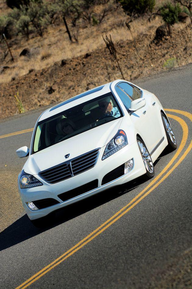 2013 RttS Hyundai Equus