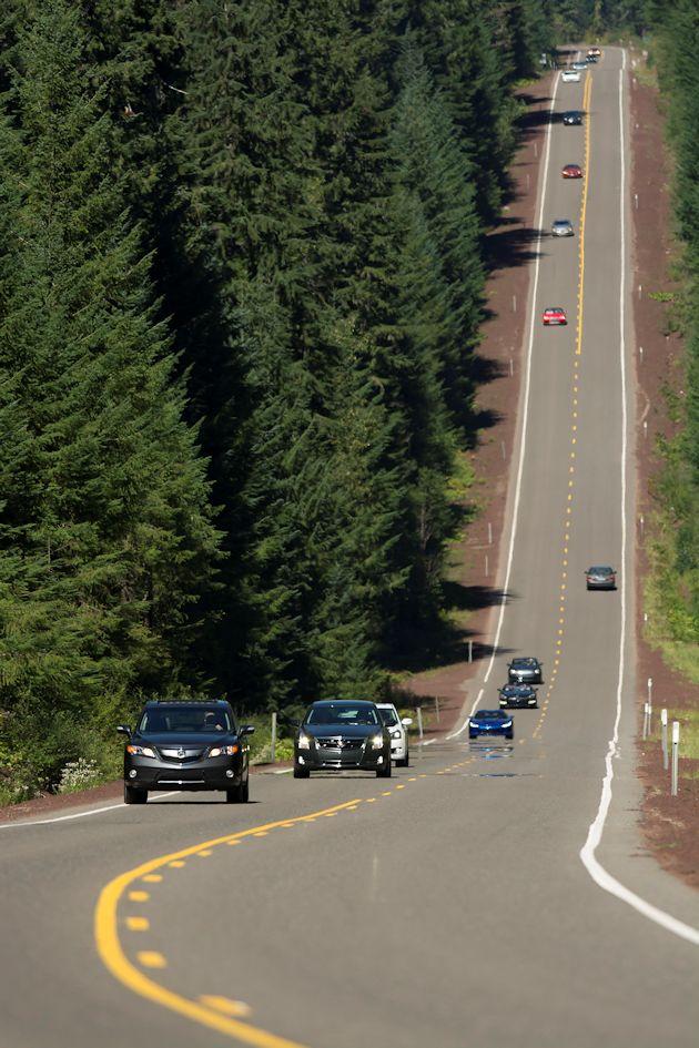 2013 RttS Line of cars