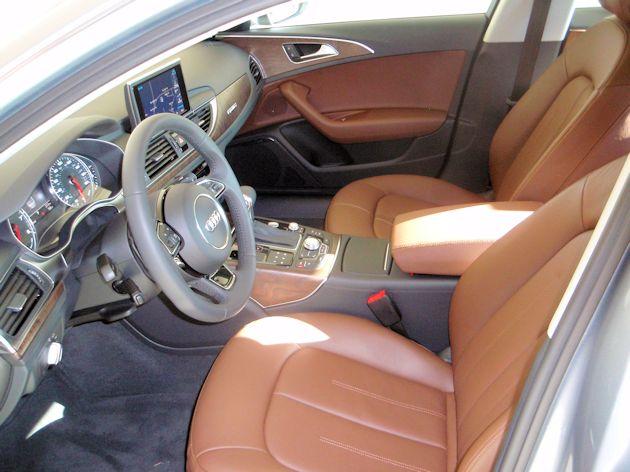 2014 Audi A6 FSeat