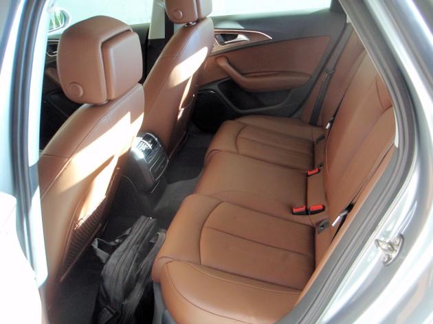 2014 Audi A6 RSeat