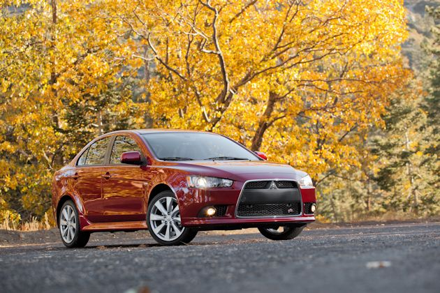 2014 Mitsubishi Lancer Test Drive | Our Auto Expert