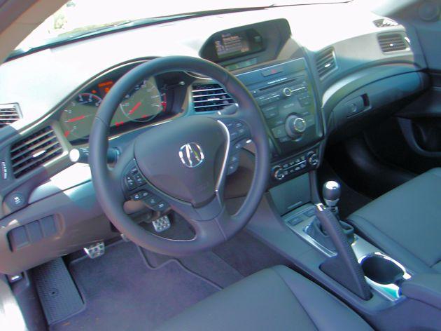 2562 Acura ILX dash