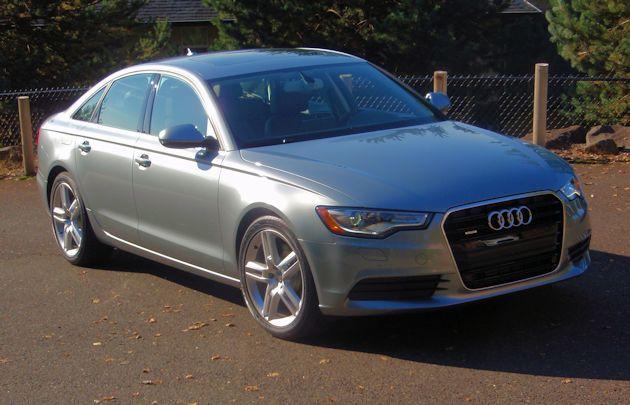 2014 Audi A6 Test Drive