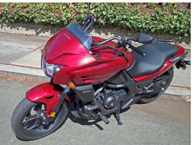 Honda-CTX-700D-LSF