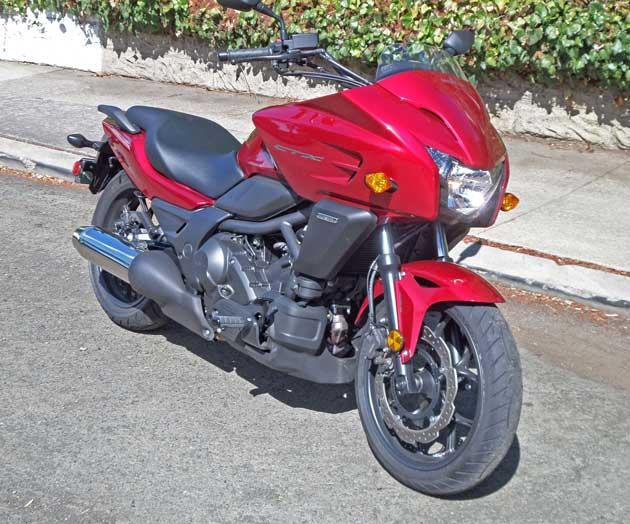 Honda-CTX-700D-RSF