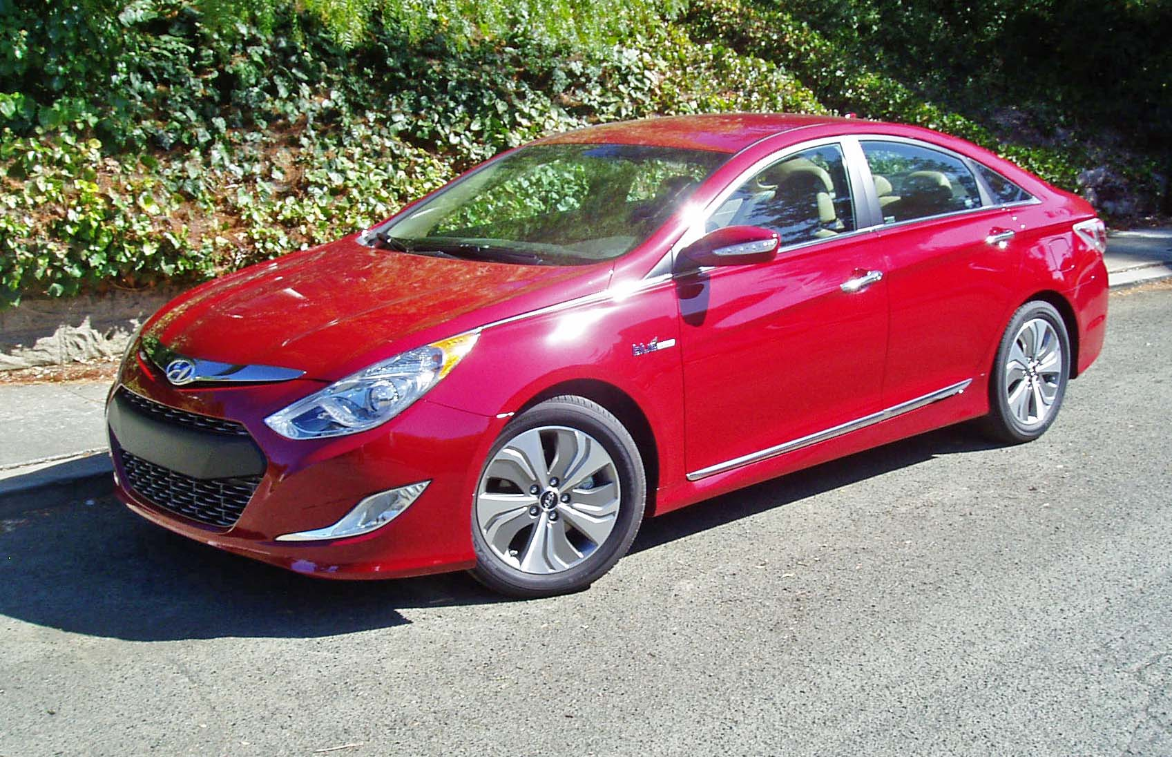2013 Hyundai Sonata Hybrid Limited Test Drivenbsp