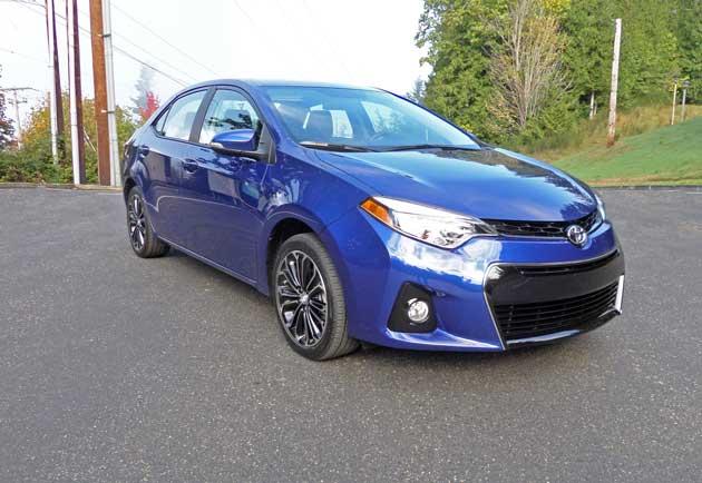 2014 Toyota Corolla Test Drivenbsp