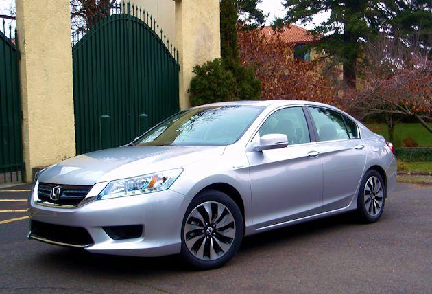 2014 Accord Hybrid frontQ