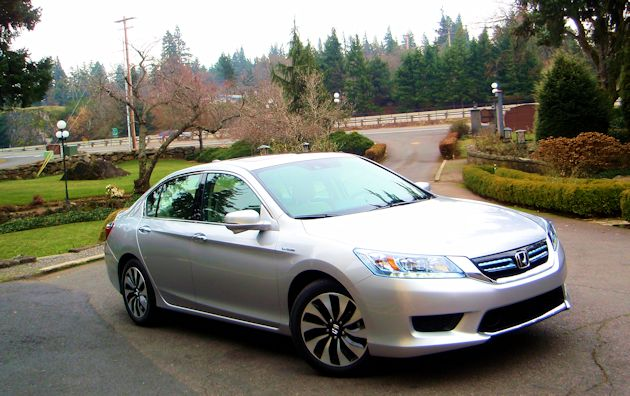 2014 Ho nda Accord Hybrid