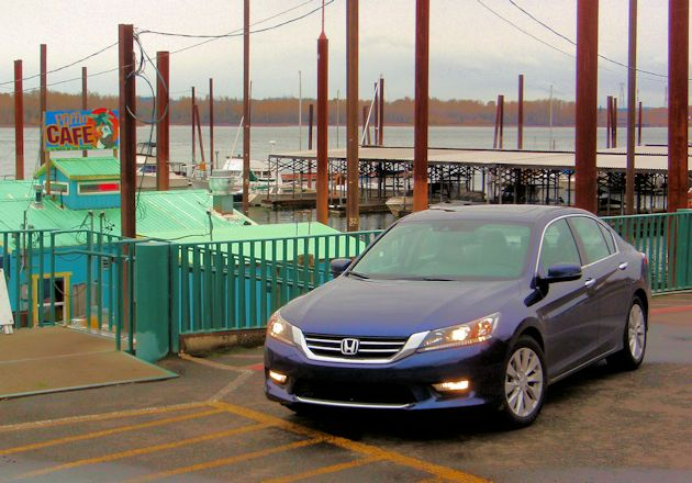 Honda Accord Test Drives