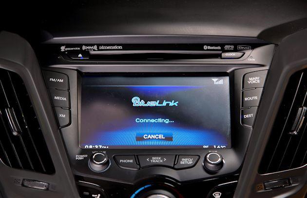 2014 Hyundai VelosterTurbo BlueL