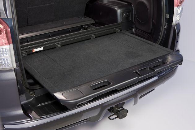 2014 Toyota 4Runner cargo