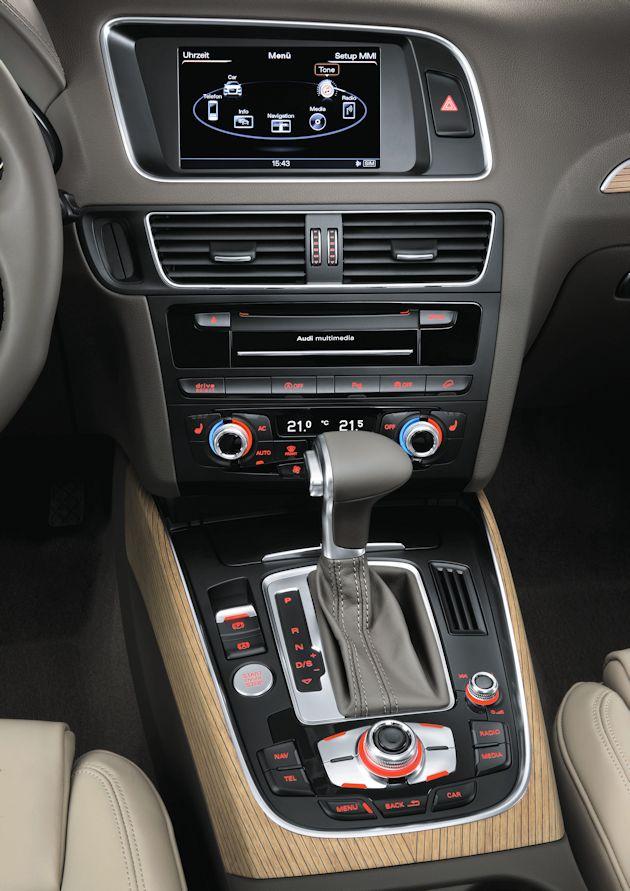 2014 Audi Q5 TDI Cstack