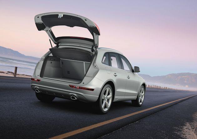 2014 Audi Q5 TDI cargo