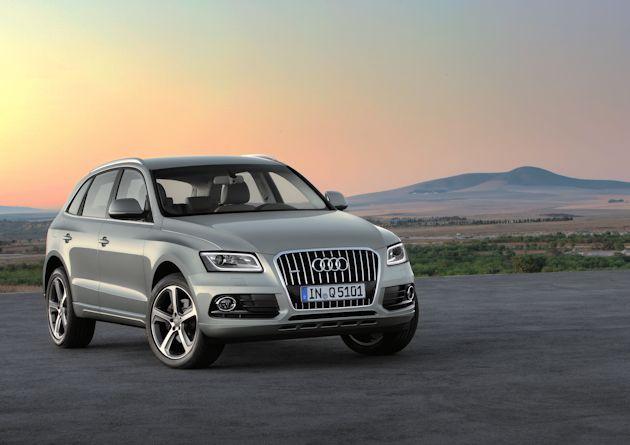 2014 Audi Q5 TDI frontQ