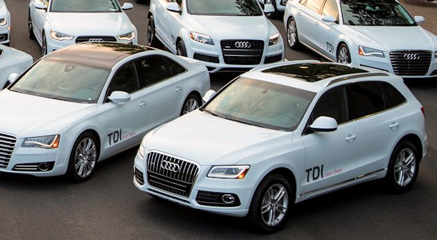 2014 Audi Q5 TDI group