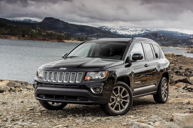 2014 Jeep Compass frontQ