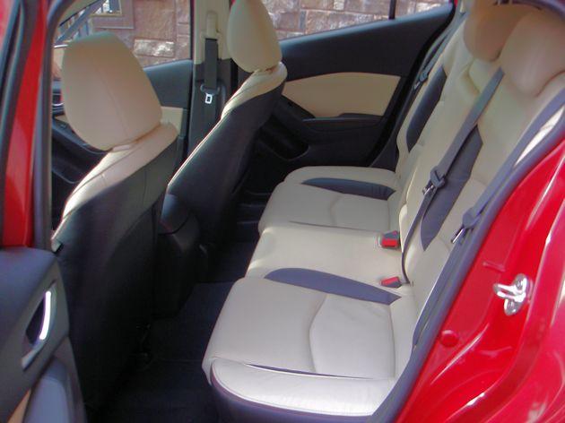 2014 Mazda Rseat