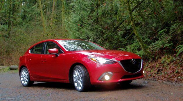 2014 Mazda front
