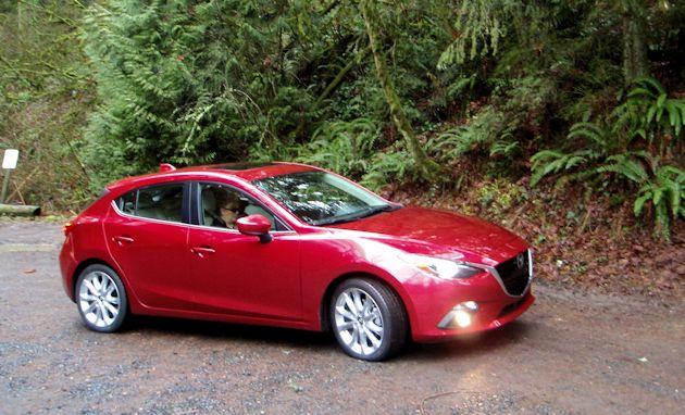 2014 Mazda frontQ