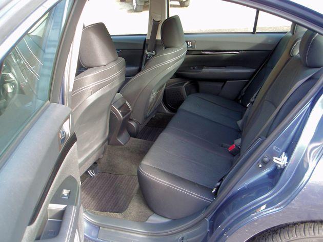 2014 Subaru Legacy Rseat
