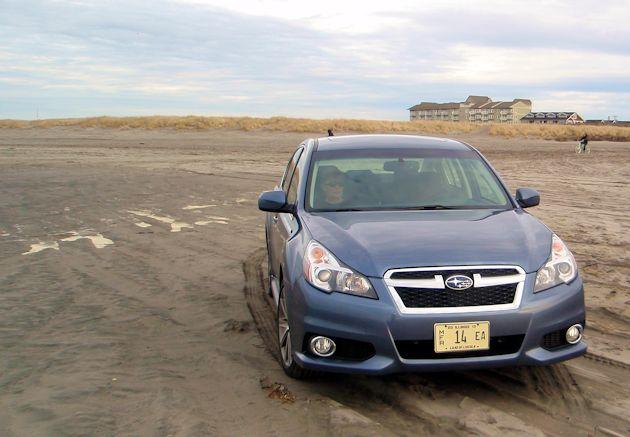 2014 Subaru Legacy 2.5i Sport Test Drive