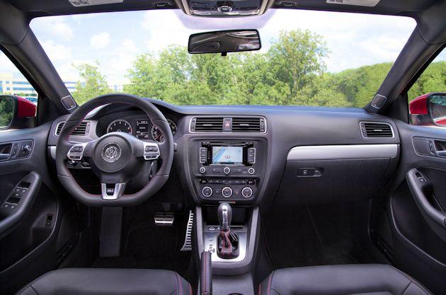 2014 Volkswagen Jetta dash