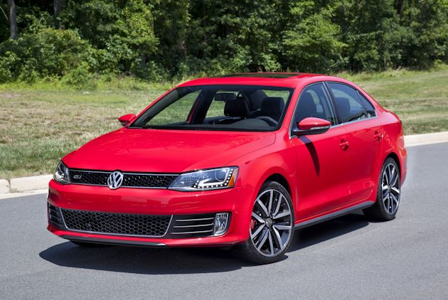 Volkswagen Jetta GLI Test Drive