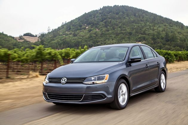 2014 Volkswagen Jetta frontQ