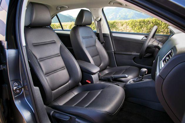 2014 Volkswagen Jetta seats