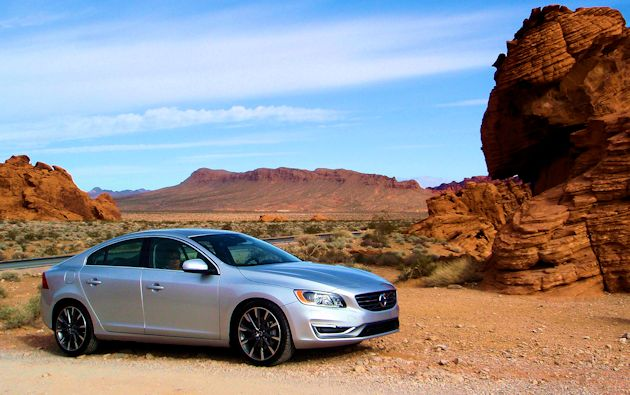 2015 Volvo Cluster S60 front