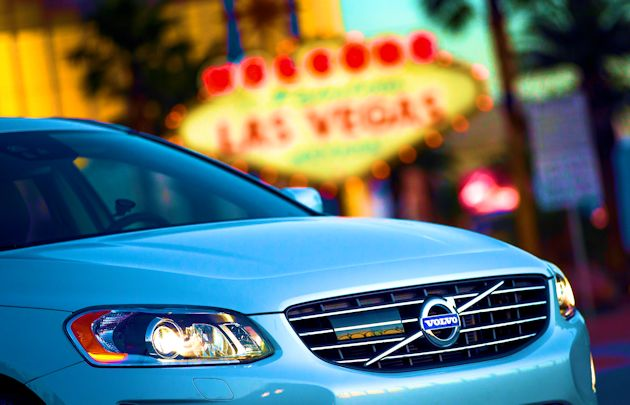 2015 Volvo S60 sign