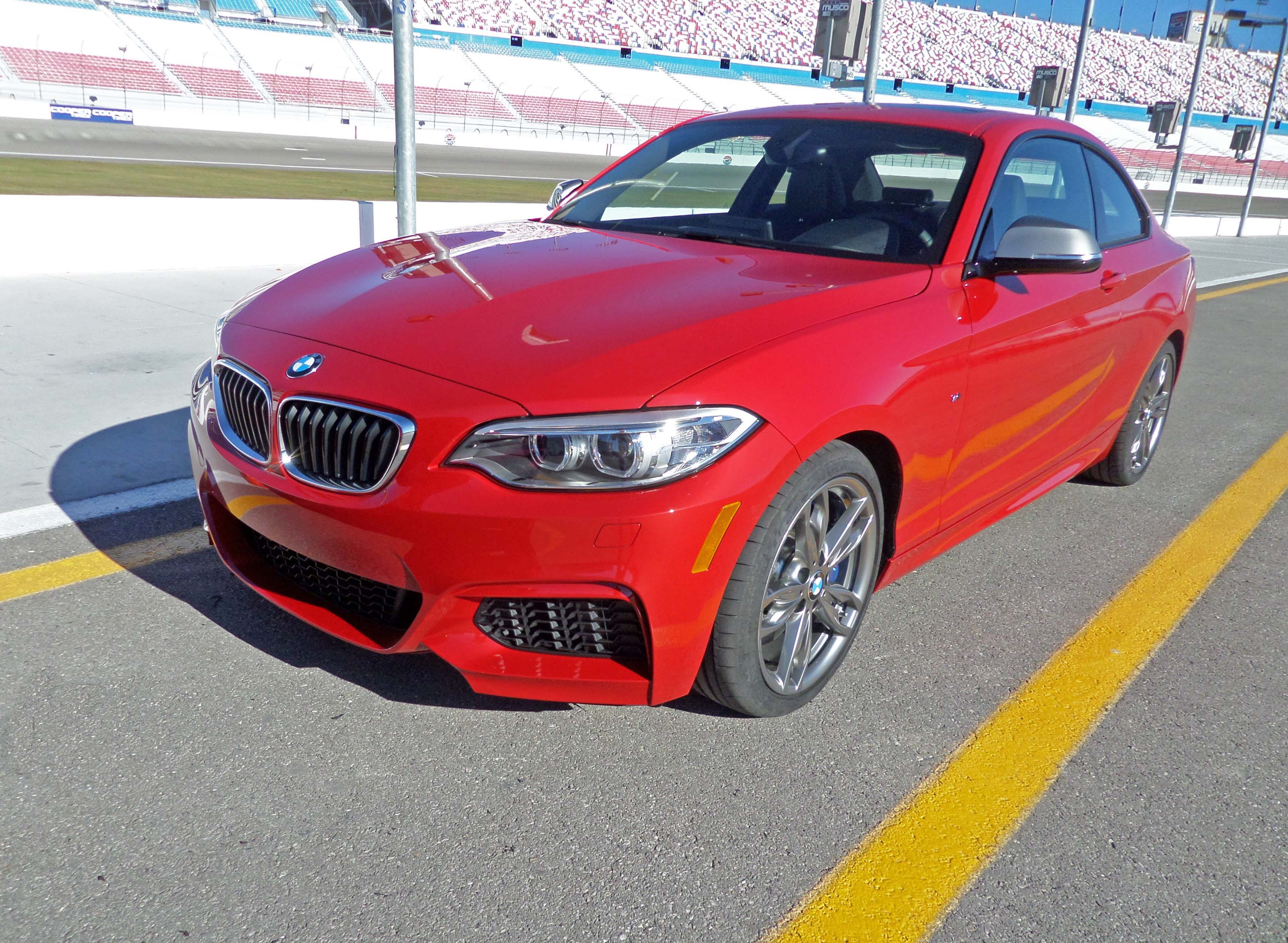 2014 BMW 2-Series Coupe Test Drive