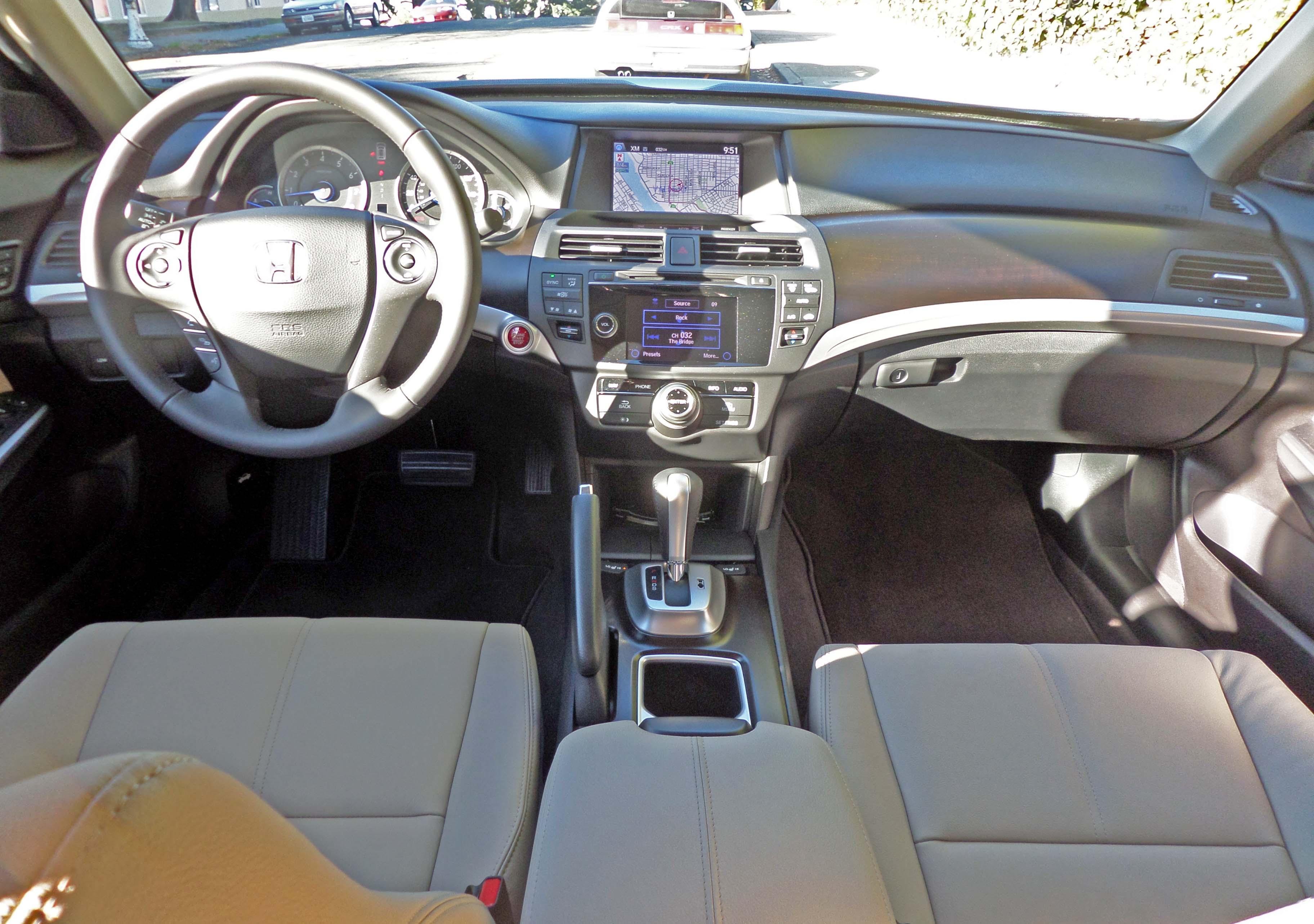 2014 Honda Crosstour EX-L V6/ AWD/ NAVI Test Drive | Our
